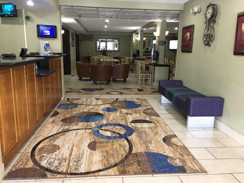 Lobby Best Western Plus Shakopee Inn