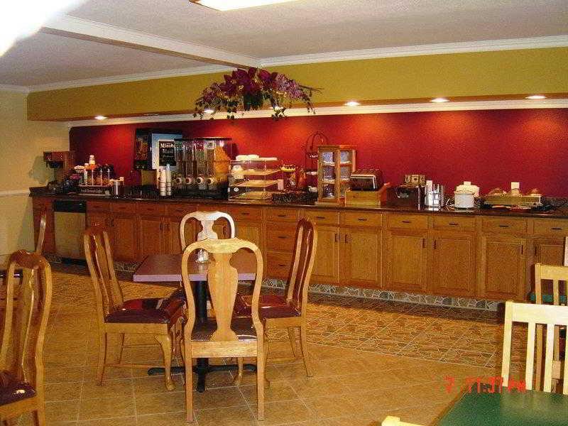 General view Best Western Cuba Inn
