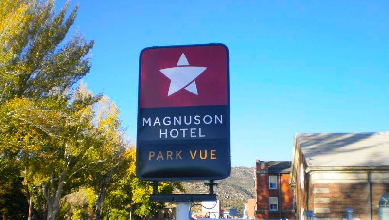 General view Best Western Park Vue Motel
