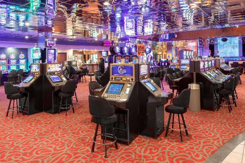 General view Wyndham Garden Carson City Max Casino