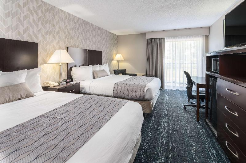 General view Best Western Plus Keene Hotel