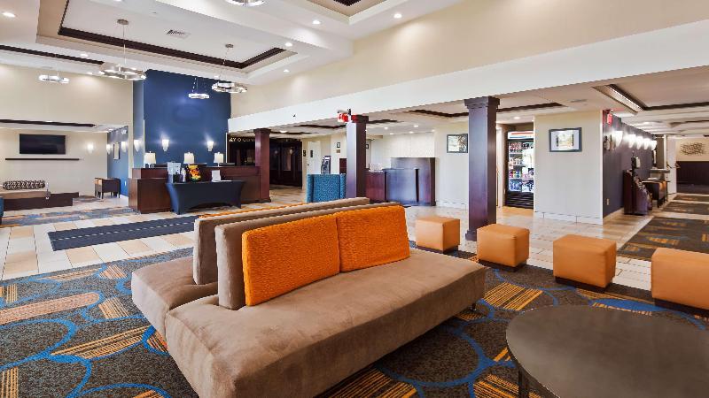 Lobby Best Western Plus Keene Hotel