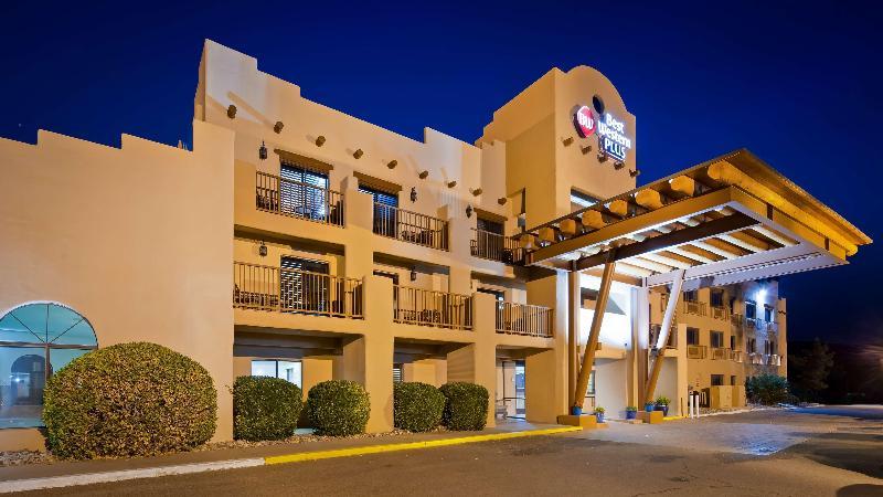 General view Best Western Plus Inn Of Santa Fe