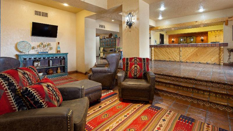 Lobby Best Western Plus Inn Of Santa Fe