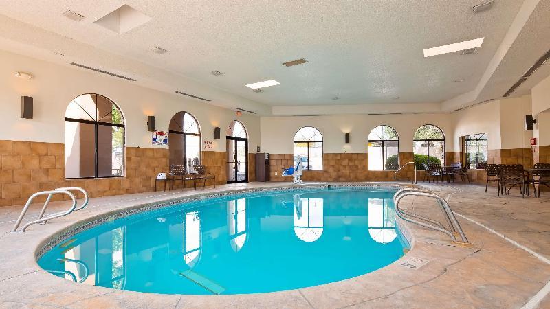 Pool Best Western Plus Inn Of Santa Fe