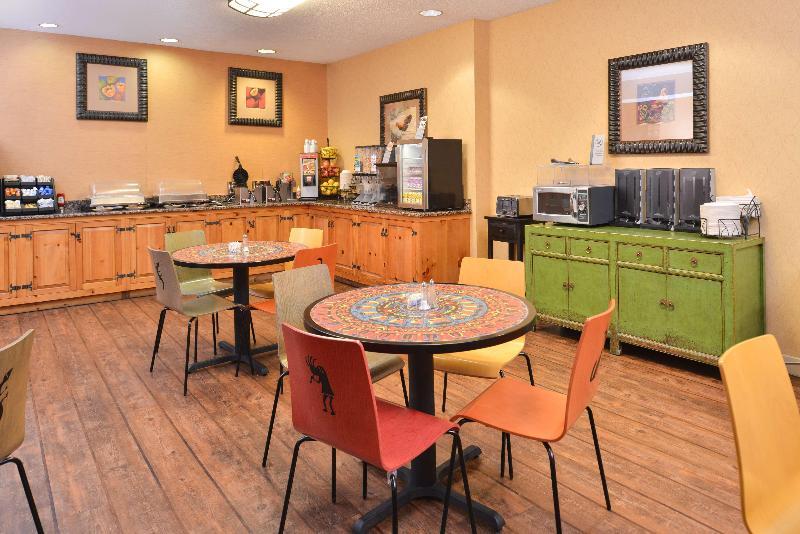 Restaurant Best Western Plus Inn Of Santa Fe