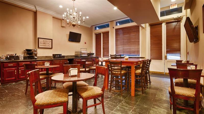 General view Best Western Plus Seaport Inn Downtown