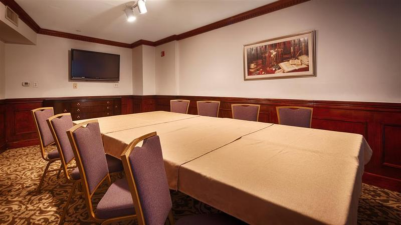 Conferences Best Western Plus Seaport Inn Downtown
