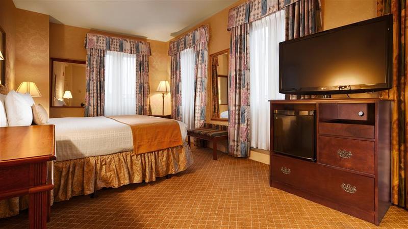 Room Best Western Plus Seaport Inn Downtown