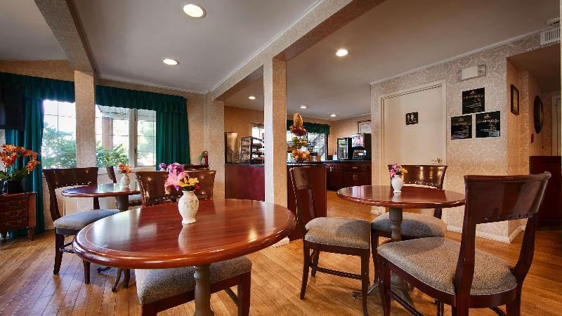 Restaurant Best Western Woodbury Inn