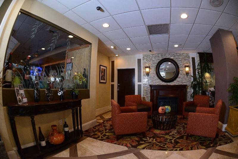Lobby Best Western Mill River Manor