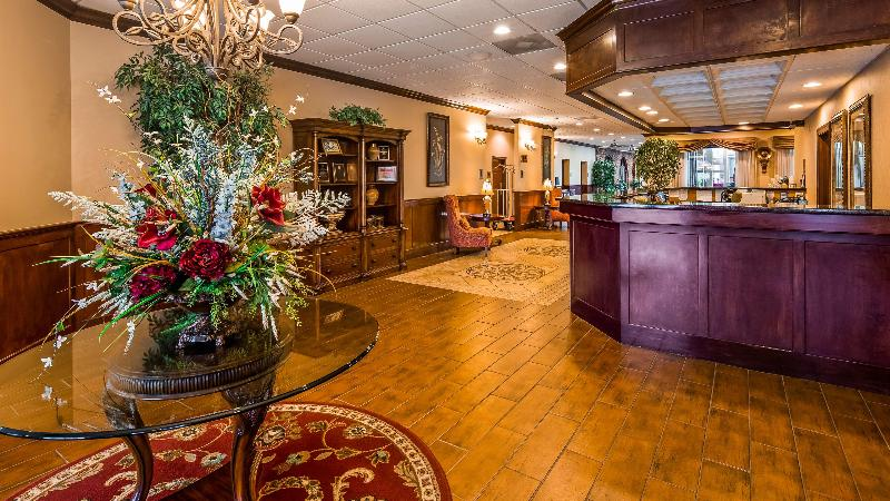Lobby Best Western Plus Burlington