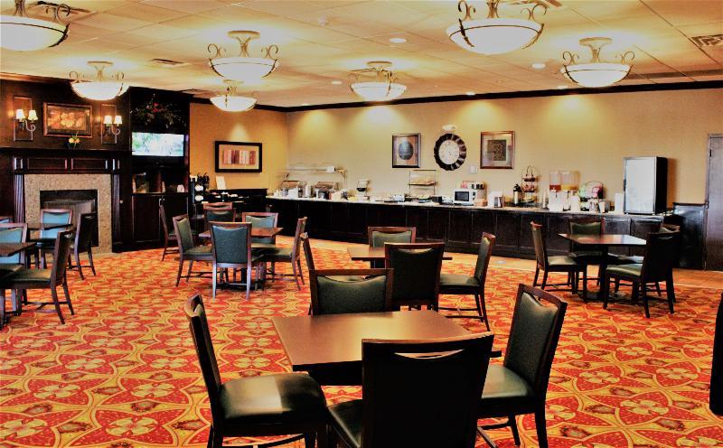 Restaurant Best Western Plus Burlington