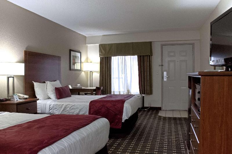 General view Best Western Statesville Inn