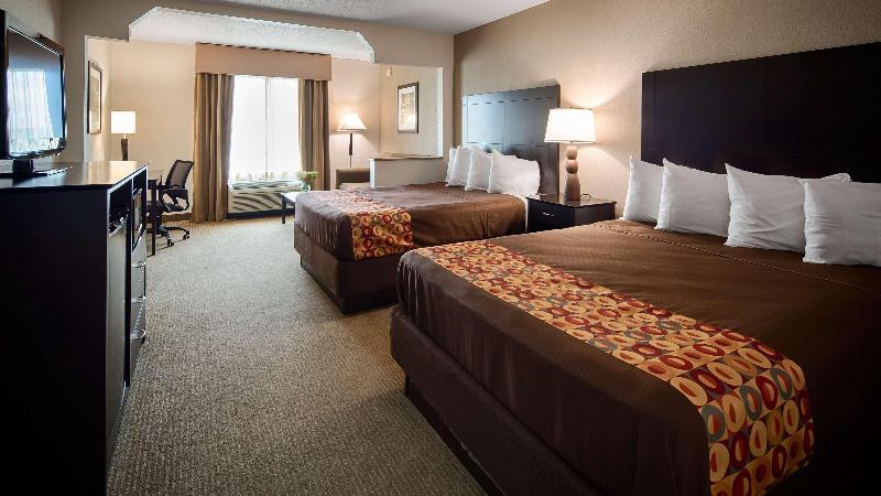 General view Best Western Suites