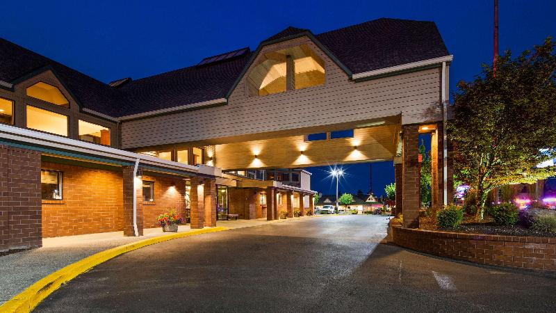 General view Best Western Pony Soldier Inn - Airport