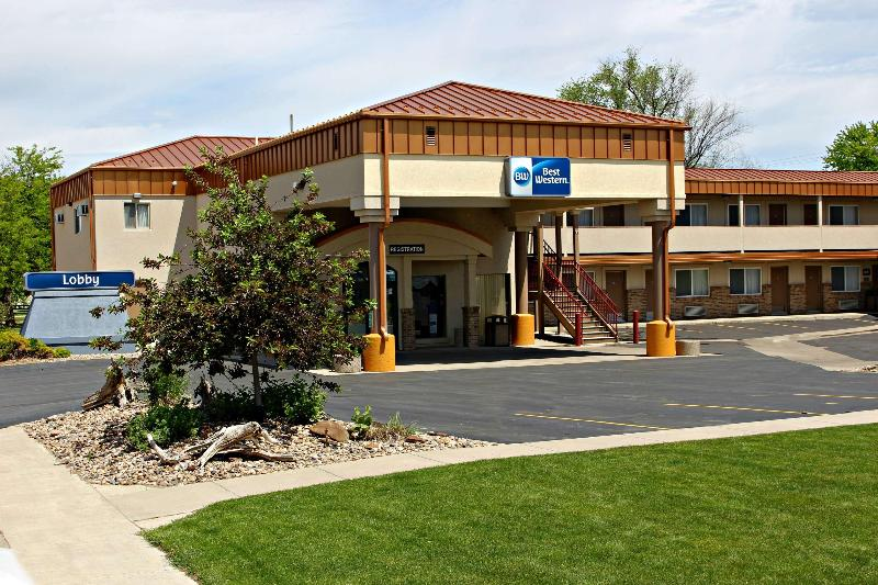 General view Best Western Plains Motel