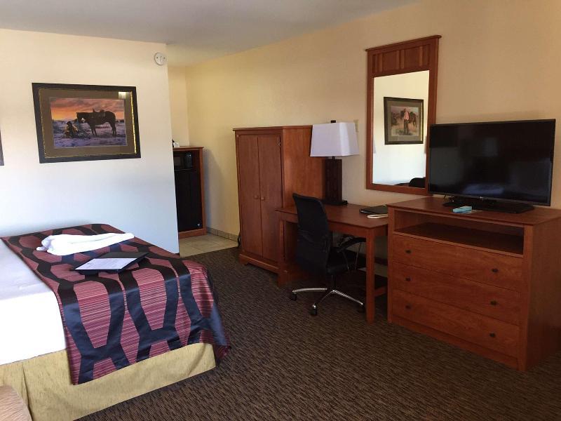 Room Best Western Plains Motel