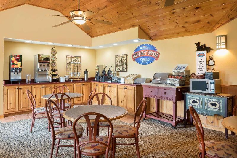 Restaurant Baymont Inn & Suites Sevierville Pigeon Forge