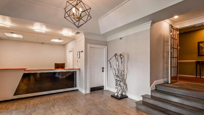 Lobby Best Western Brentwood