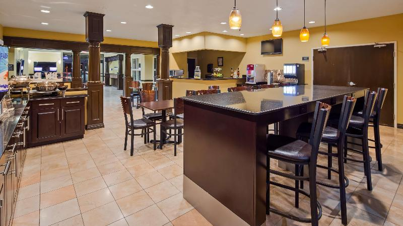 Restaurant Best Western Plus Dfw Airport Suites