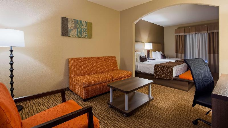 Room Best Western Plus Dfw Airport Suites