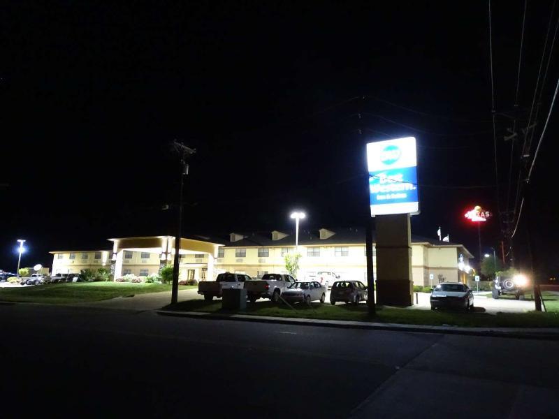 General view Best Western Temple Inn & Suites