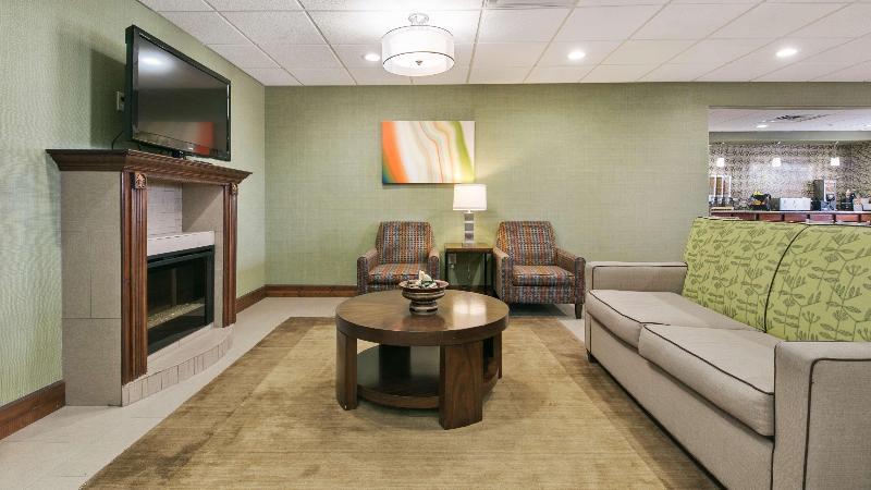 Lobby Best Western Temple Inn & Suites