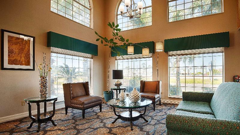 Lobby Best Western Paradise Inn