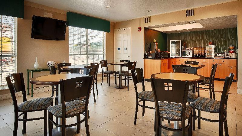 Restaurant Best Western Paradise Inn