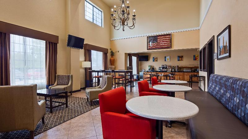 Restaurant Windsor Pointe Hotel & Suites At&t Center
