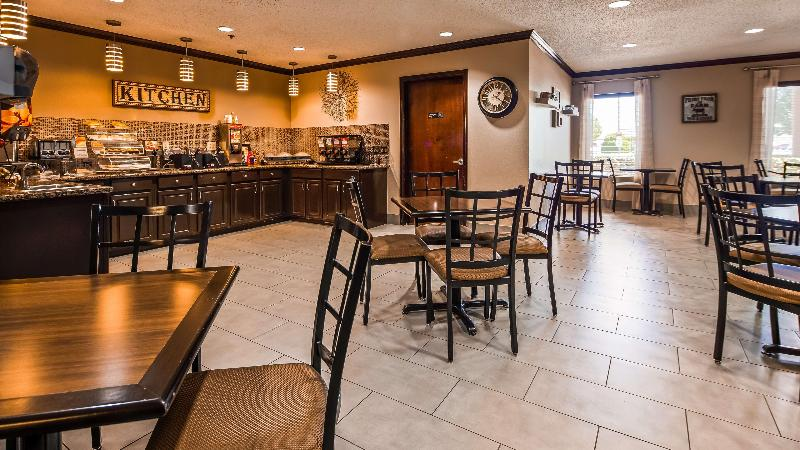 Restaurant Best Western Plus University Inn & Suites