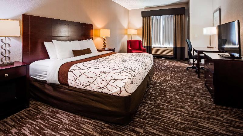 Room Best Western Plus University Inn & Suites