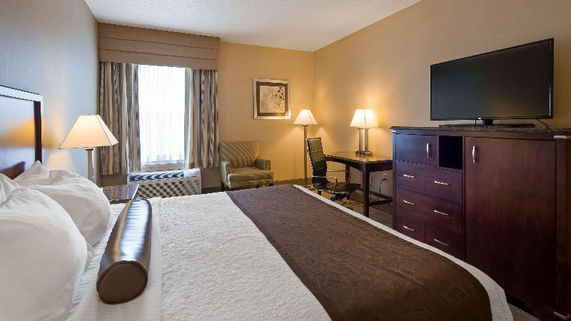 Room Best Western Plus Inn At Hunt Ridge