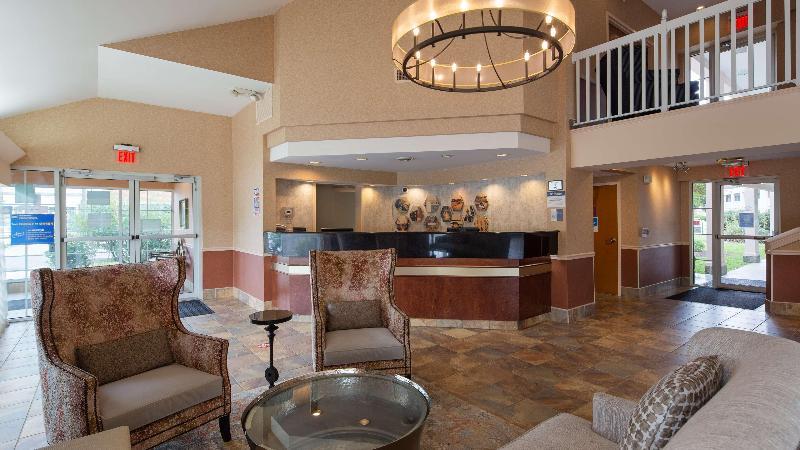 Lobby Best Western Lexington Inn