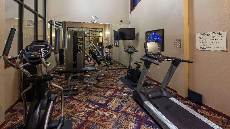 Sports and Entertainment Best Western West Towne Suites
