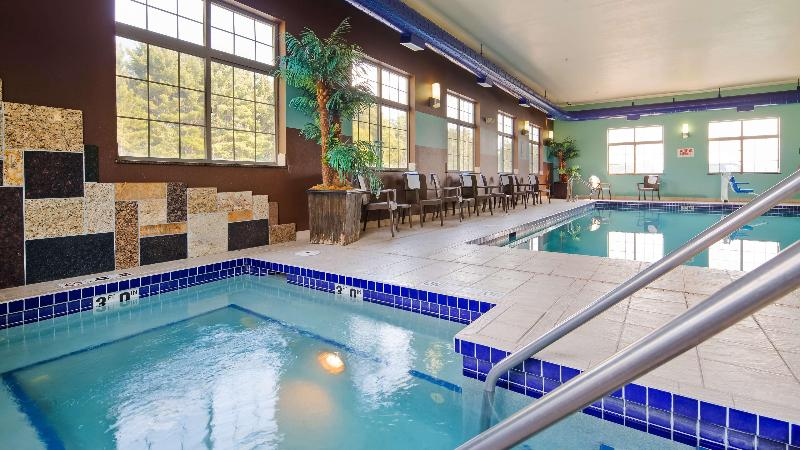 Pool Best Western Plover Hotel & Conference Center