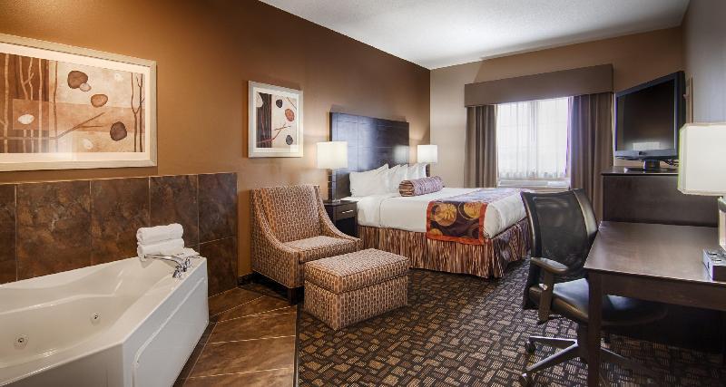 Room Best Western Plover Hotel & Conference Center