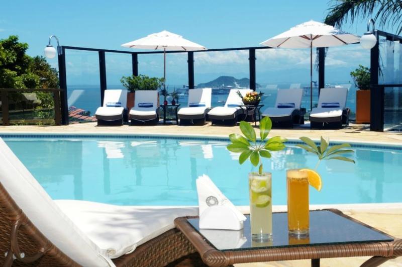 Pool Costa Do Sol Boutique Hotel