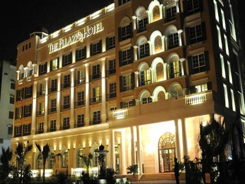 General view The Pllazio Hotel Gurgaon