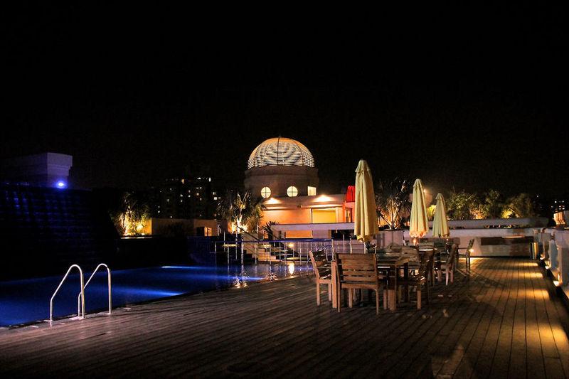 Pool The Pllazio Hotel Gurgaon