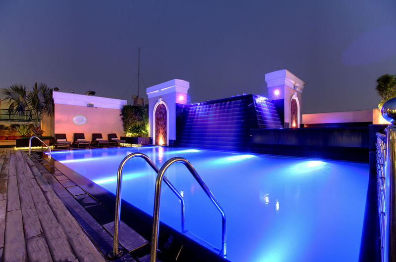 Pool The Pllazio Hotel Gurgaon
