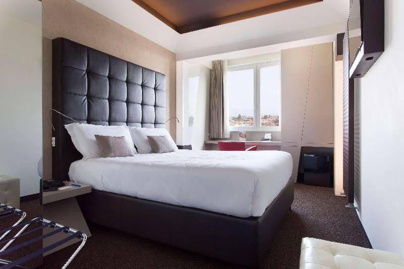 General view Best Western Hotel Continental
