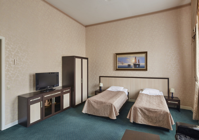 Junior Suite To Senge (Junior Suite two beds)
