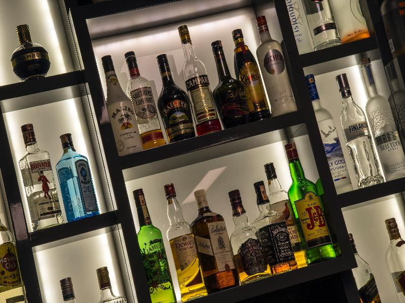 Bar Radisson Blu Hotel Istanbul Asia