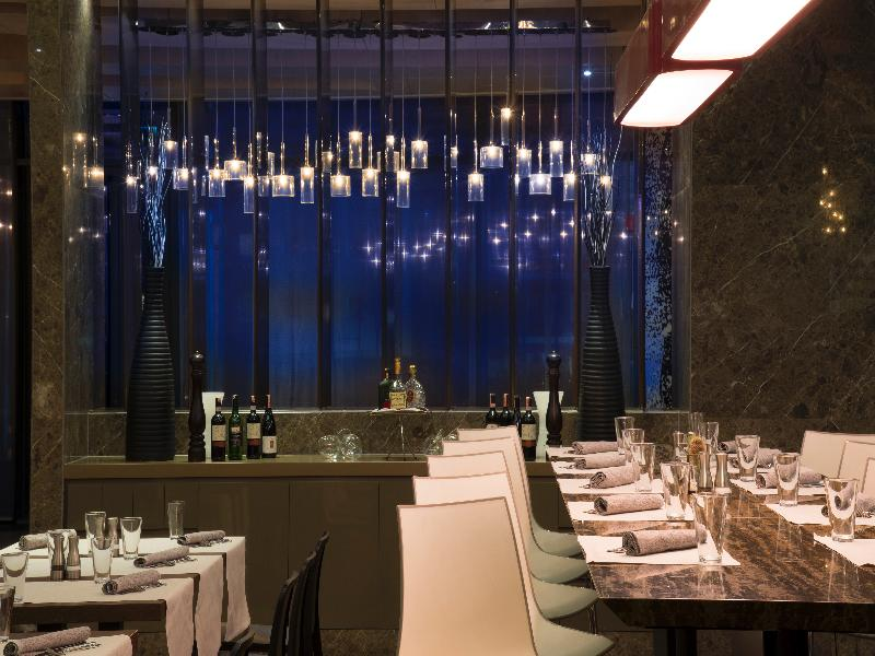 Restaurant Radisson Blu Hotel Istanbul Asia