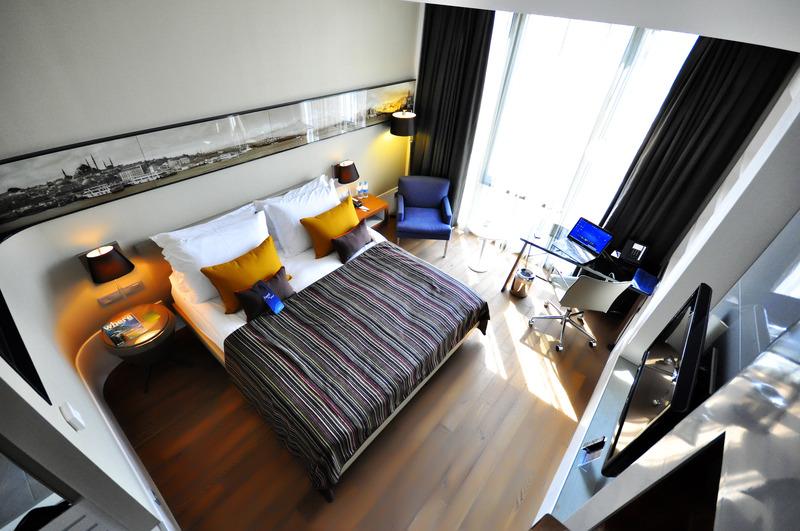 Room Radisson Blu Hotel Istanbul Asia