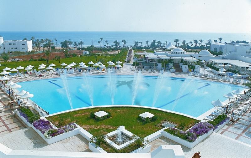 General view Hotel Club Palm Azur