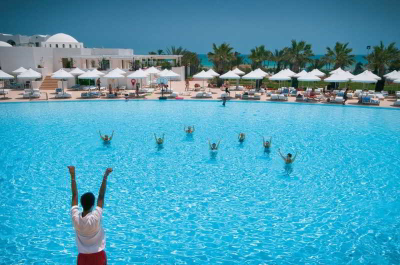 Sports and Entertainment Hotel Club Palm Azur