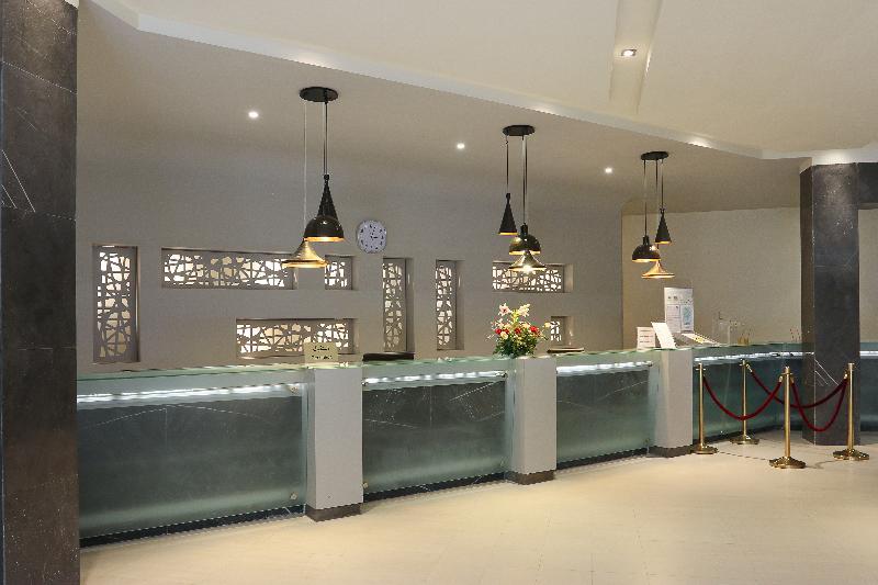 Lobby Hotel Club Palm Azur